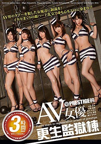 PRESTIGE的 AV女優 更生監獄棟 [DVD]