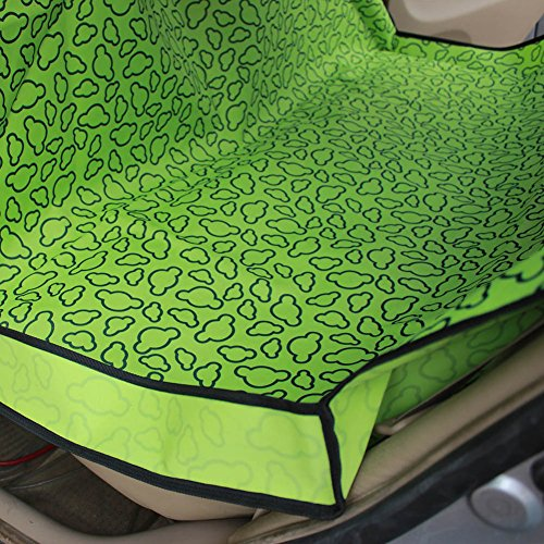 pet dog car seat cover for rear bench seat passenger can. Black Bedroom Furniture Sets. Home Design Ideas