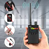 "Dooreemee Super Anti-spy Bug GPS Camera RF Signal Detector Set [Advanced Version],GPS Tracker Wireless Camera Amplification Ultra-high Sensitivity GSM Device Finder(2"" X 0.8"" X 3.3"", 4.1oz, Handheld) (Color: Classic Black, Tamaño: Handheld)"