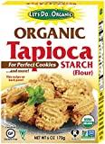 Let's Do...Organic Organic Tapioca Starch, 6-Ounce Boxes (Pack of 6)