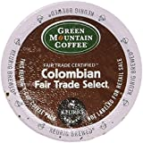 Green Mountain Columbian Fair Trade Select K-Cups 80 Count