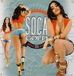 Soca Gold 2014 (CD+Dvd)