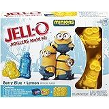 JELL-O Jigglers Mold Kit, Minions, 12 Ounce
