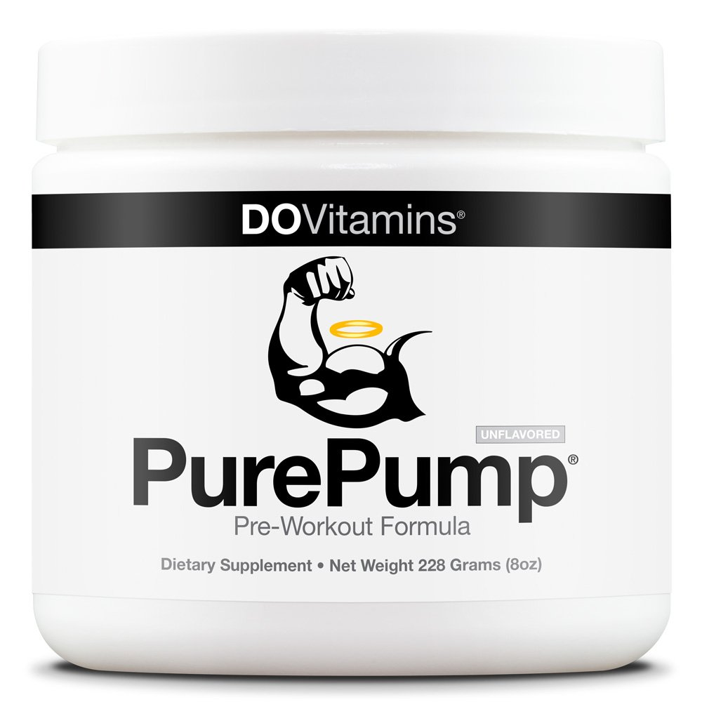 pure pump vegan and paleo pre workout supplement