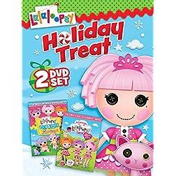 Lalaloopsy Holiday Treat - DVD + Digital