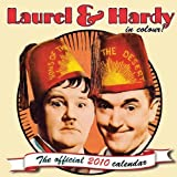 Laurel & Hardy in Colour Calendar 2010 (Square Calendar)