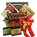 Art of Appreciation Gift Baskets Red Smoked Salmon Seafood Lovers Basket by Art of Appreciation Gift Baskets