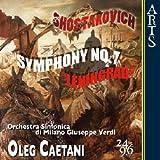 Oleg Caetani Shostakovich: Symphony No. 7