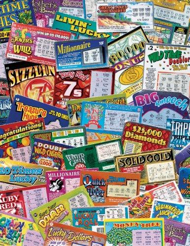 "Cheap Fun Springbok ""Jackpot!"" 500 Piece Foil Jigsaw Puzzle (B0033XVXGG)"