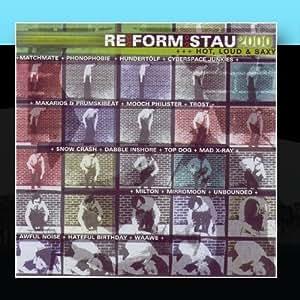 Re Form Stau 2000 - Hot, Loud & Saxy