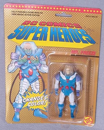 DC Comics Super Heroes Mr. Freeze Action Figure