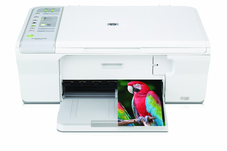 HP DeskJet F4280 Mulitfunktionsdrucker