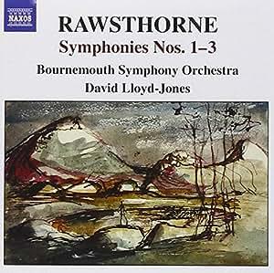 symphonies n° 1 a 3