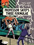 img - for Professor Sato's Three Formulae Part 2 (Blake & Mortimer) book / textbook / text book