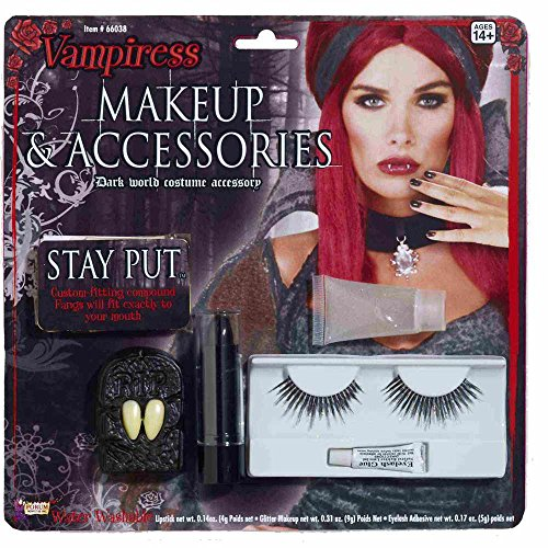 Vampiress Makeup & Accessories Kit (Vampiress Makeup)