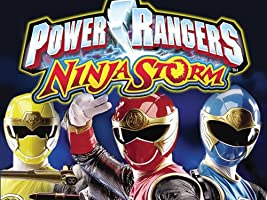 Power Rangers Ninja Storm - Season 1