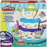 Play-Doh - Montaña de pasteles, juego creativo (Hasbro A7401EU4)