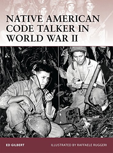 Native American Code Talker in World War II (Warrior)