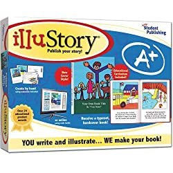 [Best price] Arts & Crafts - IlluStory A+ Book Kit - toys-games