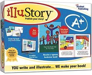 IlluStory A+ Book Kit