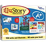 IlluStory A+ Book Kit ~ Creations by You