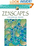 Creative Haven Zenscapes Coloring Boo...