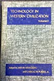 img - for TECHNOLOGY IN WESTERN CIVILIZATION, Volume I: The Emergence of Modern Industrial Society, Earliest Times to 1900. Volume II: Technology in the Twentieth Century book / textbook / text book