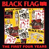 First Four Years / Singles ~ Black Flag