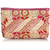 [ファティマモロッコ] Fatima Morocco フラワー刺繍ビッグクラッチ
