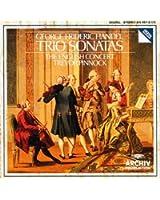 Haendel-Pinnock -6 Sonates en Trio