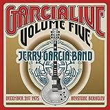 GarciaLive Volume 5: December 31st 1975 Keystone Berkeley