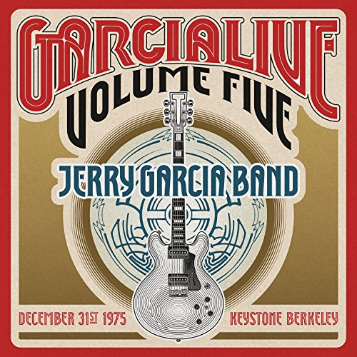 Jerry Garcia - Garcialive Volume 5: December 31st 1975 Keystone Berkeley - Lyrics2You