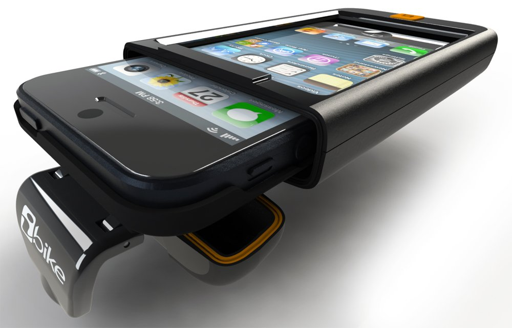 iBike Phone Booth, Bike Mount and Case for iPhone 5