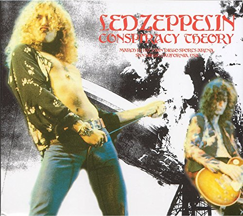 Led Zeppelin - Sports Arena,San Diego,California 1975 (3Cds)