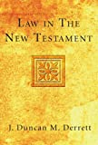 img - for Law in the New Testament: book / textbook / text book