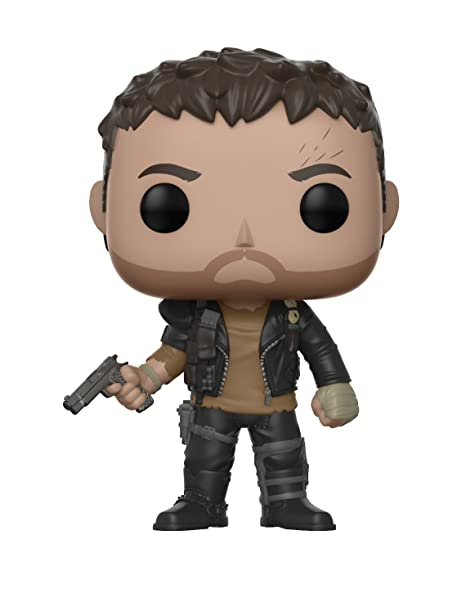 Figurine Pop - Mad Max Fury Road - Max With Gun