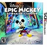 Disney Epic Mickey: Power of Illusion - Nintendo 3DS Standard Edition