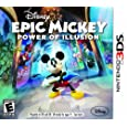 Disney Epic Mickey: Power of Illusion - Nintendo 3DS Standard Edition