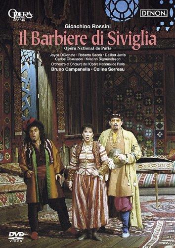 ロッシーニ:歌劇《セヴィリアの理髪師》パリ・オペラ座2002年 [DVD]