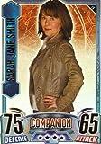 Doctor Who Alien Attax Topps - Rainbow Foil 016 Sarah Jane Smith