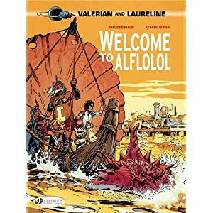 Welcome to Alflolol: Valerian Vol. 4 (Valerian 4)