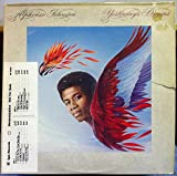 ALPHONSO JOHNSON YESTERDAY'S DREAMS vinyl record