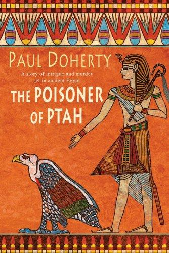 The Poisoner of Ptah (Amerotke 6)