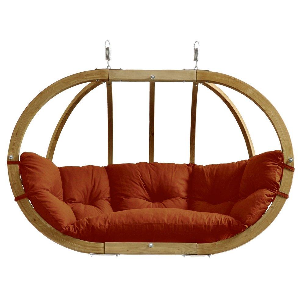Amazonas Kugelgestell Hängesessel Globo Royal Chair terracotta kaufen