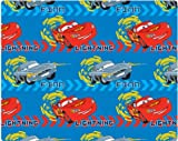 Character World Disney Cars Spy Rotary Fleece Blanket