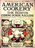 img - for American Cookery August-September 1915 (Vol XX No 2) book / textbook / text book