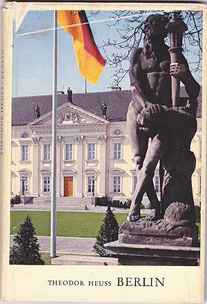 Berlin (Das Kleine Kunstbuch series), Heuss, Theodor