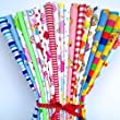 Always Knitting And Sewing 20 polycotton fat quarters LUCKY DIP MIXED childrens fabrics spots/stripes