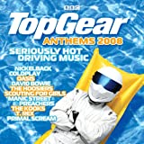 Various Artists Top Gear Anthems 2008 - Seriously Hot Driving Music
