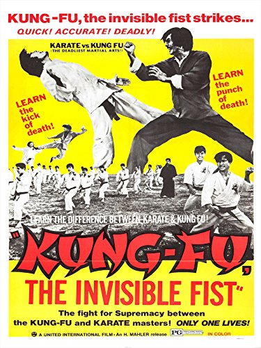 Kung Fu The Invisible Fist